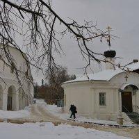 Старые улицы :: Святец Вячеслав