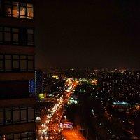 Огни города :: Ксения Базарова