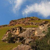 Камни Малого Карачая. Скалистый хребет :: Vladimir 070549