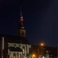 Прогулка по вечернему городу... :: igor