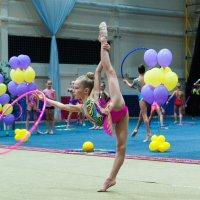 Художественная гимнастика ( турнир Зои Космодемьянской ) :: Андрей Куприянов