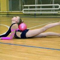 гимнастика :: Наталья Малкина