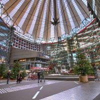 Berlin- SonyCenter :: Татьяна Каримова