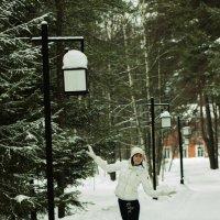 **** зима :: Вера Ярославцева
