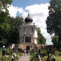 В Александре- Невской Лавре :: Svetlana Lyaxovich