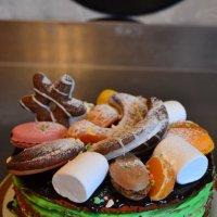 Сашулин мини торт :: FROST СКВОРЦОВ