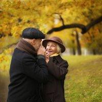 Любовь...длиною в жизнь :: Ольга Киреева