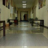 Интерьер гостиницы и частично  музея :: Валерия  Полещикова