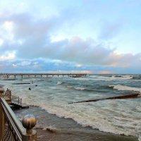 Море волнуется, два... :: Елена Ом