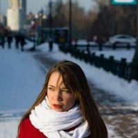 Эмоциональный портрет :: Дмитрий Дмитриев