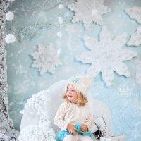 снежинка :: Ольга Шеломенцева