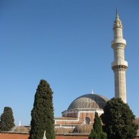 Греция. Родос. Мечеть Сулеймана. :: Лариса (Phinikia) Двойникова