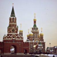 Марийская Москва :: Natalia Alekseeva