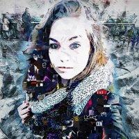 Арт-портрет :: Лариса Соколова