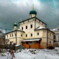 Церковь Максима Исповедника :: Александр Шурпаков