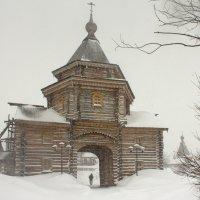 Печенгский монастырь :: Ольга Лиманская