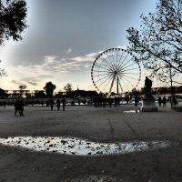 Парижская улыбка :: Mila Romans