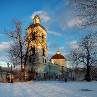 Церковь Иконы Божией Матери Живоносный Источник в Царицыно :: Александр Шурпаков