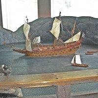 Так  тонул Skeppet Vasa (Фрегат Ваза ) :: Виталий Селиванов