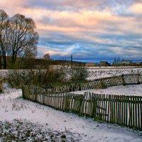 Контрасты декабря :: Евгений Юрков