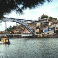 Мост Луиша I в Порту :: Ирина Лепнёва