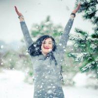 зимнее веселье :: Марина Алексеева