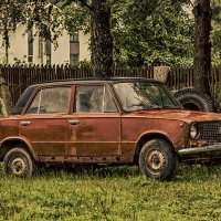 Старое авто :: Александр