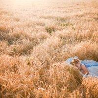 луч солнца золотого.. :: Анастасия Гусарова