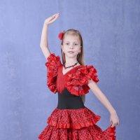 танцовщица :: Ольга
