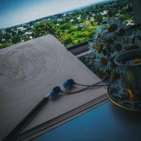 Мир по ту сторону :: Anna Chaton