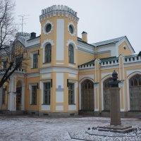 Дворец князя Львова :: Елена Павлова (Смолова)