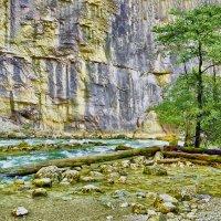 Быстрые реки Кавказа :: Виктор Заморков