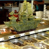 В японском ресторанчике. :: Надежда