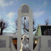Памятник павшим бойцам в городе Рыбное :: Tarka
