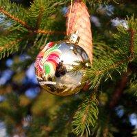 Скоро, скоро к нам придёт долгожданный Новый Год! :: Андрей Заломленков