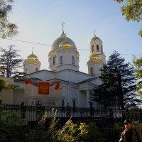 Кафедральный собор святого князя Александра Невского :: Александр Рыжов