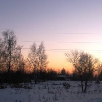 НОВОЛУНИЕ :: Наталья Петровна Власова