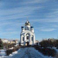 Дорога к храму :: Оксана Кошелева