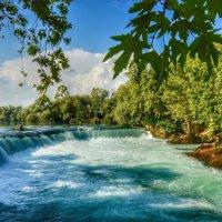 Водопады :: Максим Лызлов