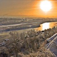 Золотая река(-35С) :: Владимир