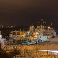 Печерский Вознесенский монастырь :: Дмитрий Гортинский