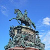 Памятник императору Николаю l. :: Владимир Ильич Батарин