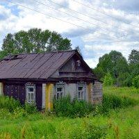 Заброшенный дом. :: Наталья