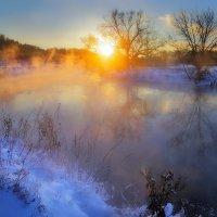 Два берега одного заката... :: Андрей Войцехов