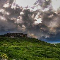 Однажды на перевале Гумбаши. :: Евгений Khripp