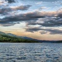 река Иртыш. :: lev