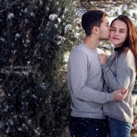 первые выходные зимы :: Виолетта Костырина