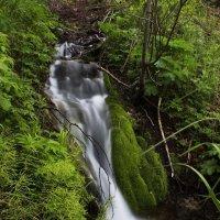 водопад :: марина антонова