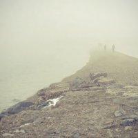 уходим в туман :: Эдуард Куклин