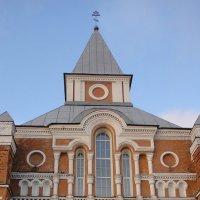 Святые врата (со стороны главного входа). Церковь Саввы Стратилата :: Елена Павлова (Смолова)